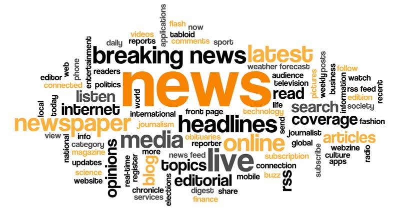 News coverage of Travel Writing On Location