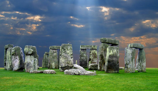 Travel at Stonehenge