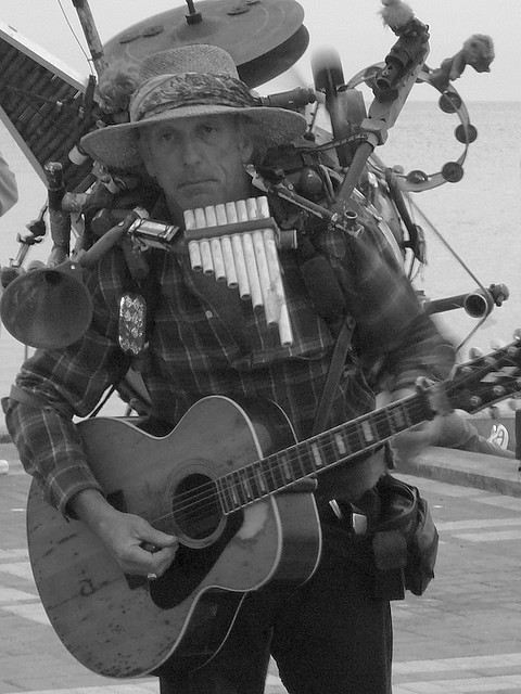 The era of the one man band: Travel writing and photography
